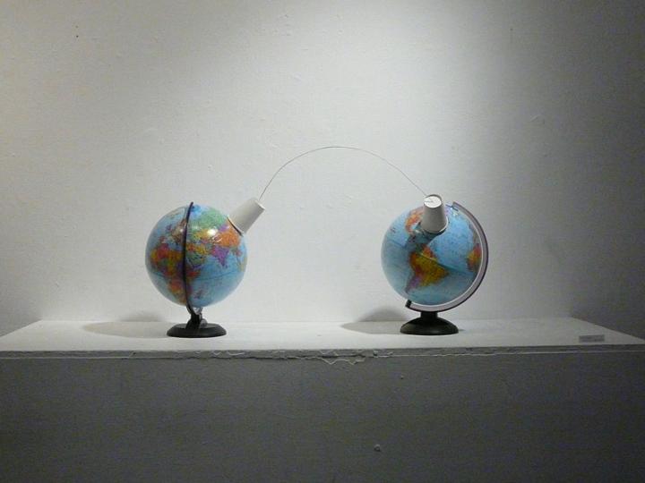 Navigation Destination, 2014 Mieko Meguro
